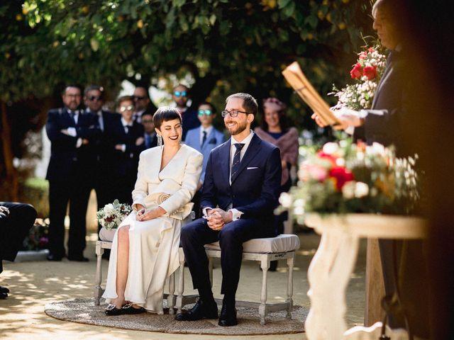 La boda de Alberto y Maria José en Sevilla, Sevilla 57