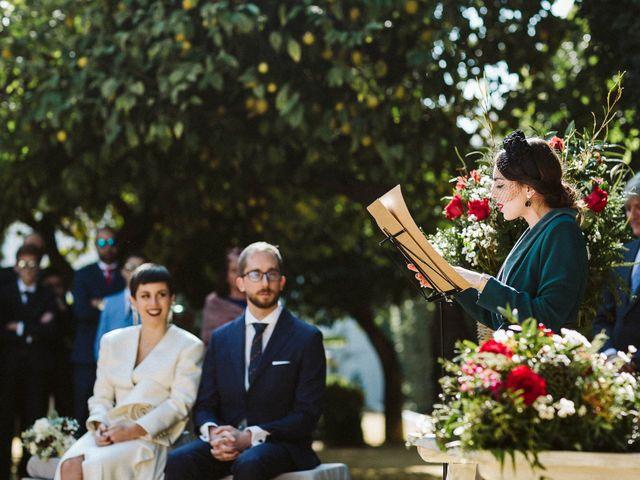 La boda de Alberto y Maria José en Sevilla, Sevilla 61