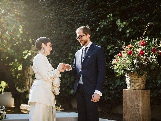 La boda de Alberto y Maria José en Sevilla, Sevilla 63