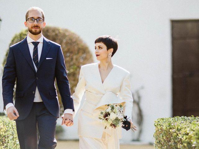 La boda de Alberto y Maria José en Sevilla, Sevilla 74