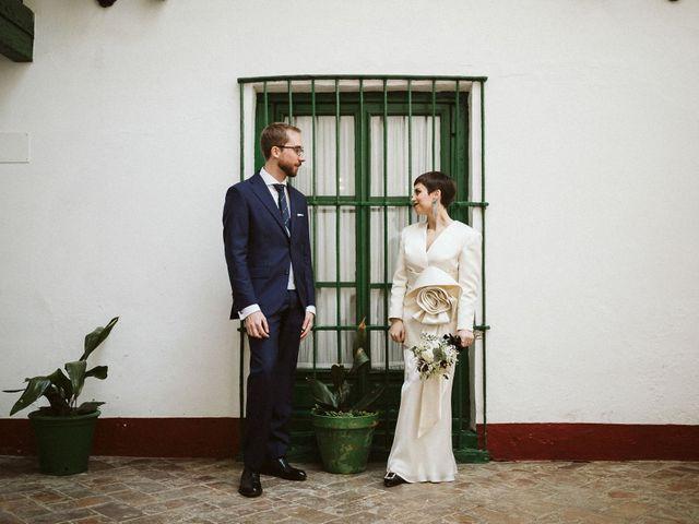 La boda de Alberto y Maria José en Sevilla, Sevilla 77