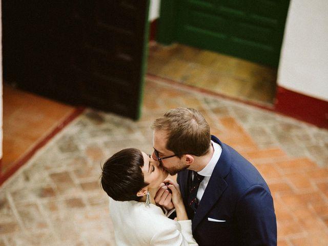 La boda de Alberto y Maria José en Sevilla, Sevilla 78