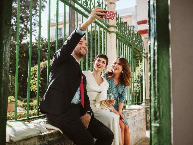 La boda de Alberto y Maria José en Sevilla, Sevilla 81