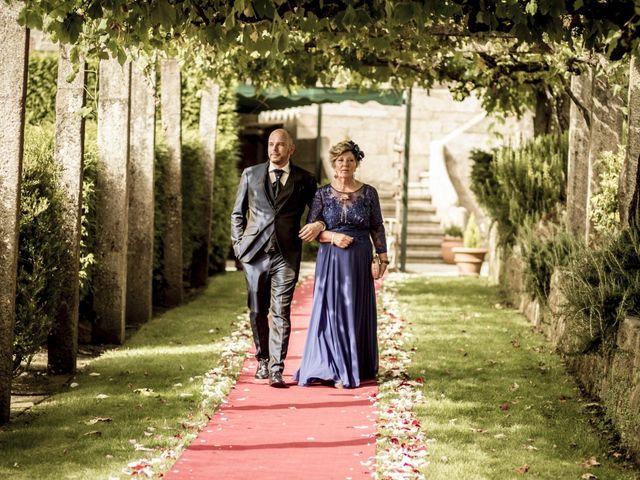 La boda de Artur y Lucia en Redondela, Pontevedra 19