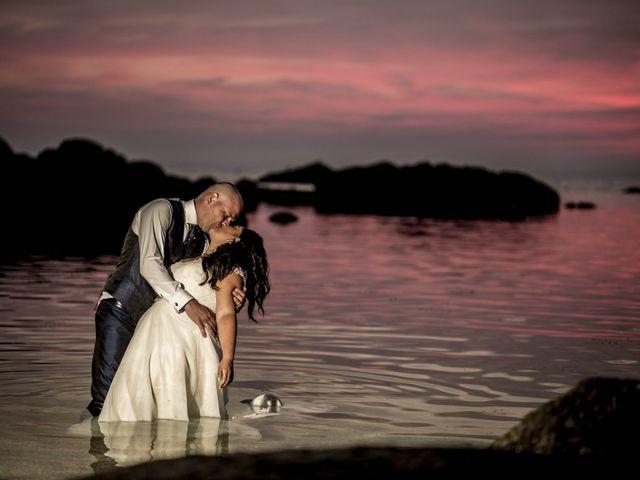 La boda de Lucia y Artur