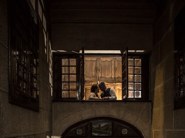 La boda de Artur y Lucia en Redondela, Pontevedra 32