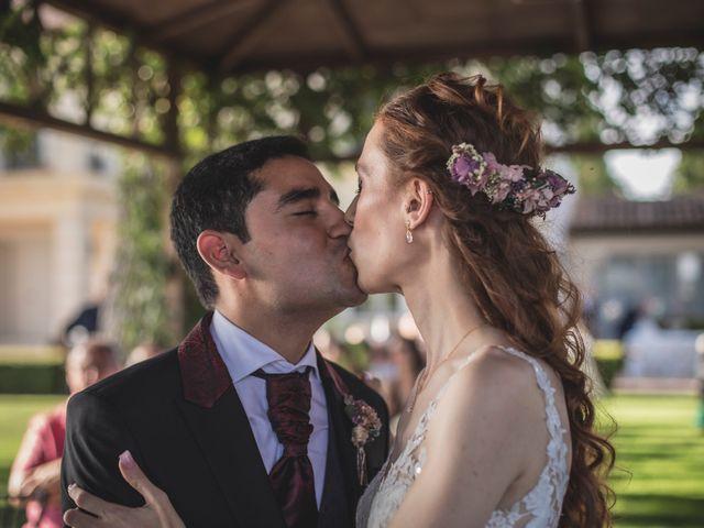La boda de Jesus y Maria en Aranjuez, Madrid 42