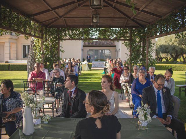 La boda de Jesus y Maria en Aranjuez, Madrid 45