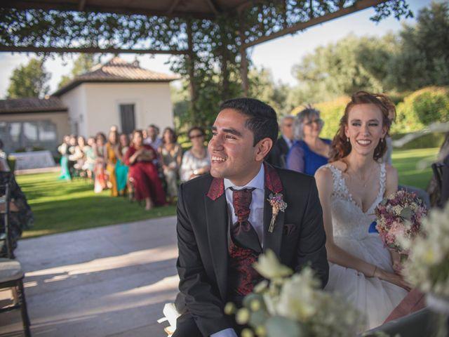 La boda de Jesus y Maria en Aranjuez, Madrid 46