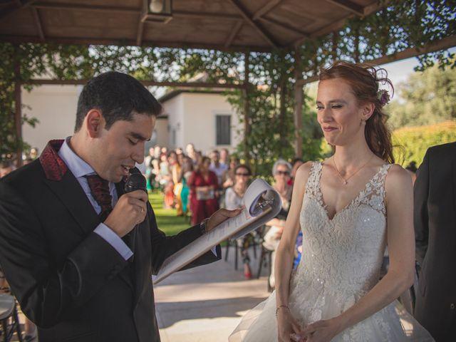 La boda de Jesus y Maria en Aranjuez, Madrid 49
