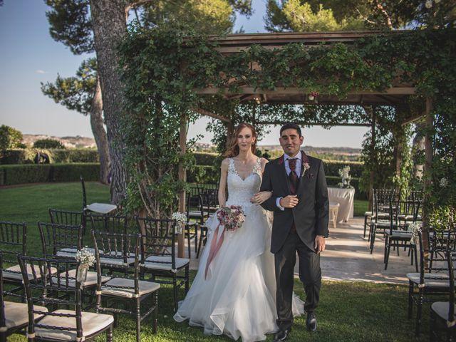 La boda de Jesus y Maria en Aranjuez, Madrid 50