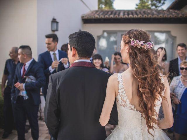 La boda de Jesus y Maria en Aranjuez, Madrid 53