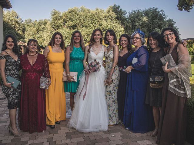 La boda de Jesus y Maria en Aranjuez, Madrid 54
