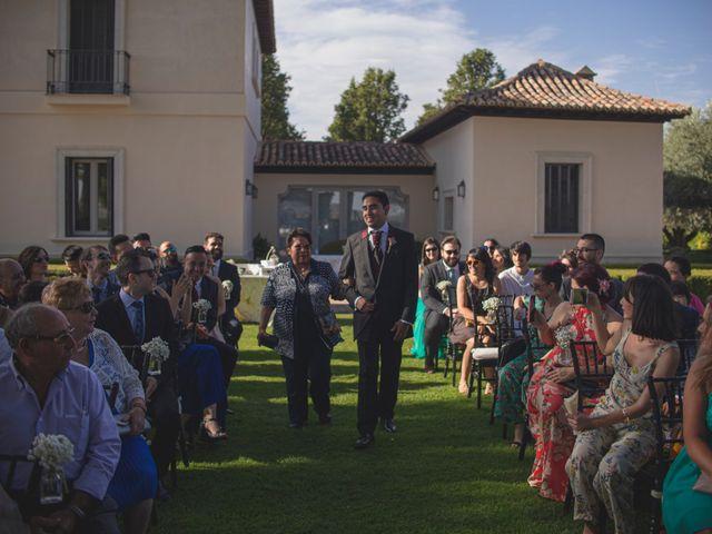 La boda de Jesus y Maria en Aranjuez, Madrid 72