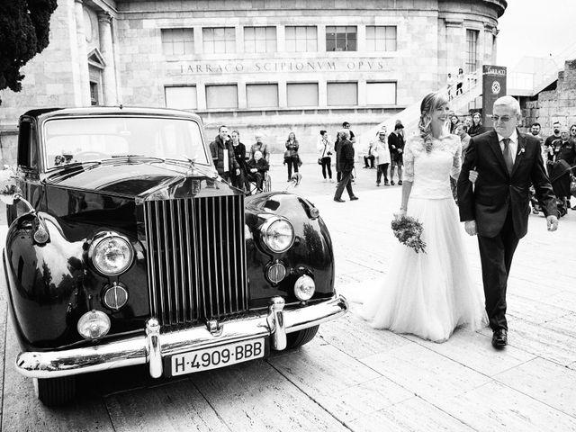 La boda de Sito y Montse en Valls, Tarragona 11