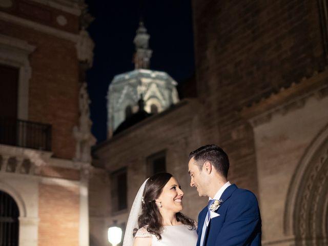 La boda de Manuel y Isabel en El Puig, Valencia 46