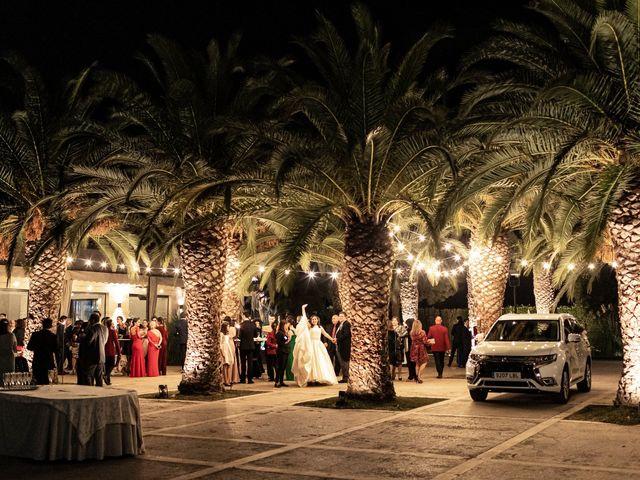 La boda de Manuel y Isabel en El Puig, Valencia 47
