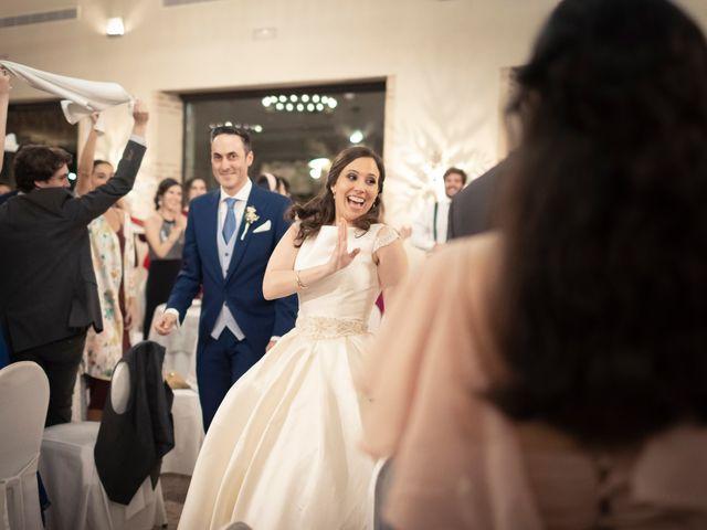 La boda de Manuel y Isabel en El Puig, Valencia 53