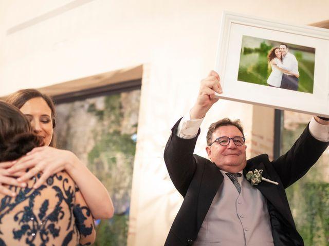 La boda de Manuel y Isabel en El Puig, Valencia 56