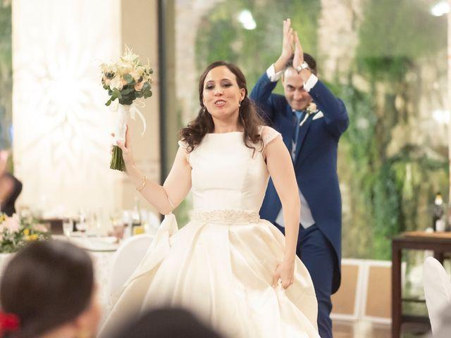 La boda de Manuel y Isabel en El Puig, Valencia 61