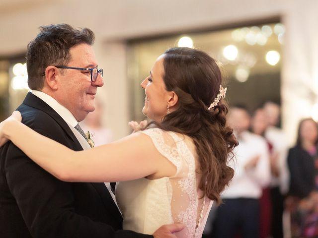 La boda de Manuel y Isabel en El Puig, Valencia 75