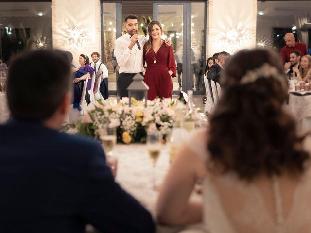 La boda de Manuel y Isabel en El Puig, Valencia 80