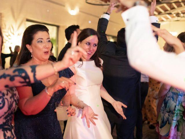 La boda de Manuel y Isabel en El Puig, Valencia 86