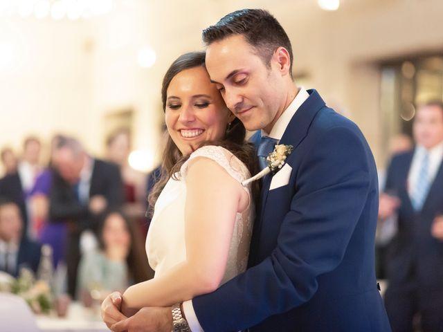 La boda de Isabel y Manuel