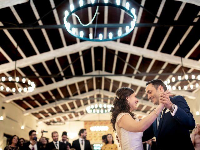 La boda de Manuel y Isabel en El Puig, Valencia 91
