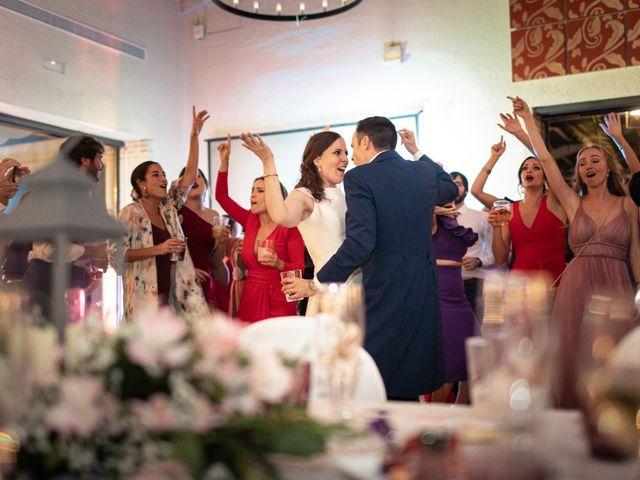 La boda de Manuel y Isabel en El Puig, Valencia 92