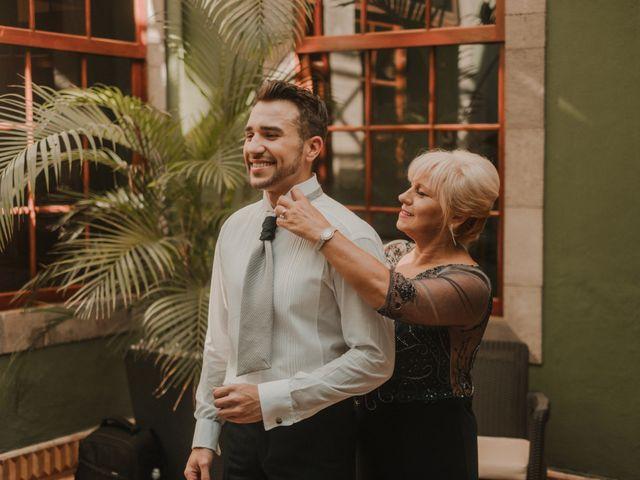 La boda de Manu y Rebe en Arucas, Las Palmas 5