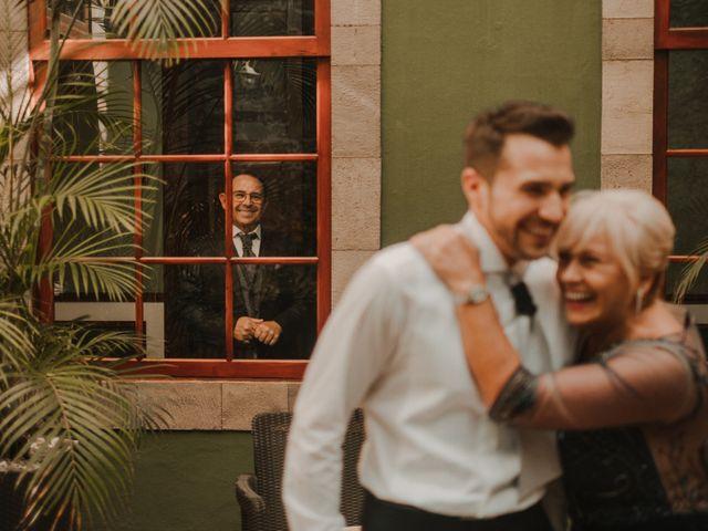La boda de Manu y Rebe en Arucas, Las Palmas 6