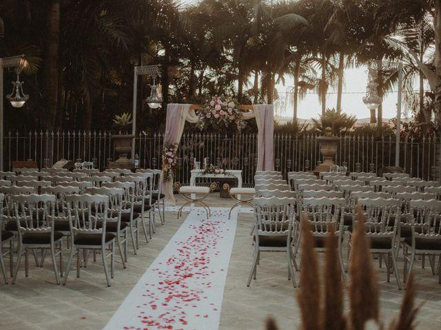 La boda de Manu y Rebe en Arucas, Las Palmas 29