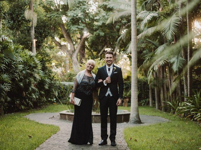 La boda de Manu y Rebe en Arucas, Las Palmas 34