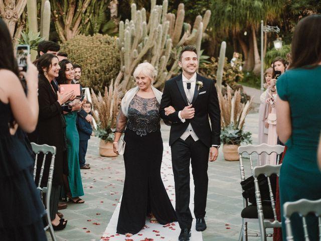La boda de Manu y Rebe en Arucas, Las Palmas 36