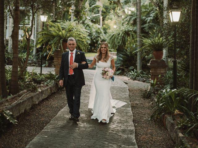 La boda de Manu y Rebe en Arucas, Las Palmas 38