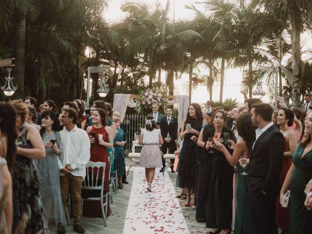 La boda de Manu y Rebe en Arucas, Las Palmas 39