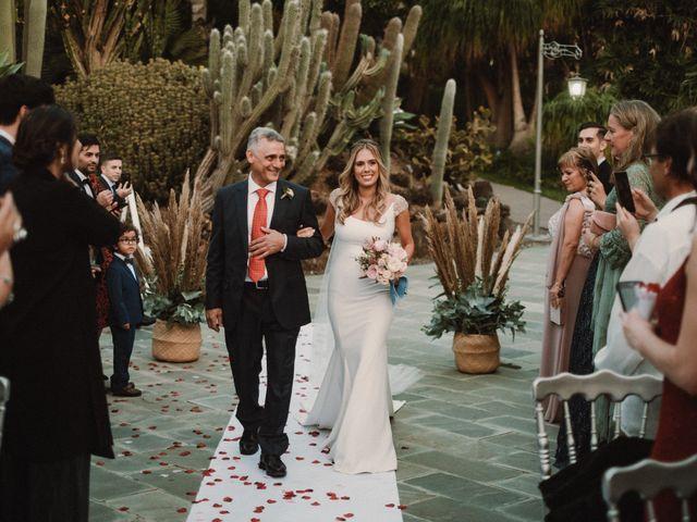 La boda de Manu y Rebe en Arucas, Las Palmas 40