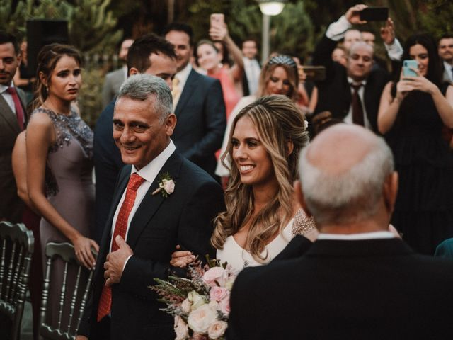 La boda de Manu y Rebe en Arucas, Las Palmas 41