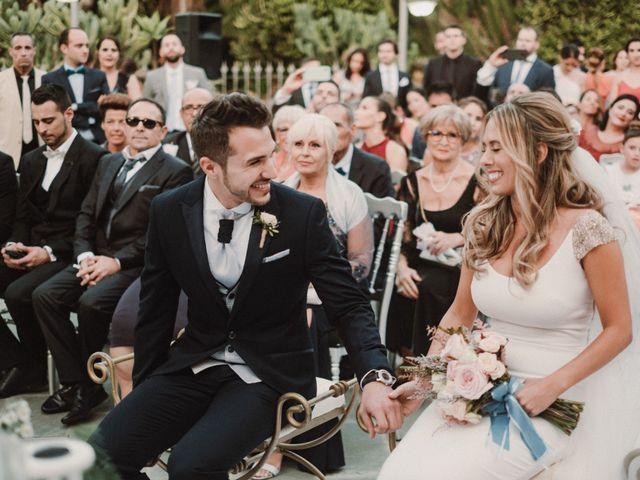 La boda de Manu y Rebe en Arucas, Las Palmas 42