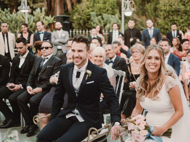 La boda de Manu y Rebe en Arucas, Las Palmas 43