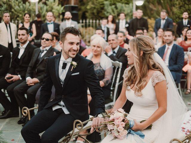 La boda de Manu y Rebe en Arucas, Las Palmas 44