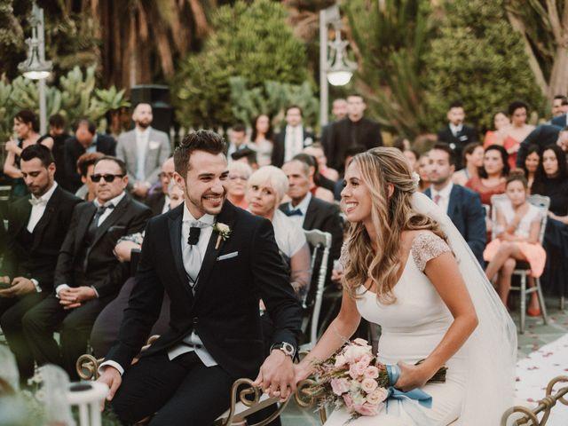 La boda de Manu y Rebe en Arucas, Las Palmas 45