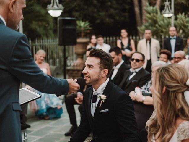 La boda de Manu y Rebe en Arucas, Las Palmas 46