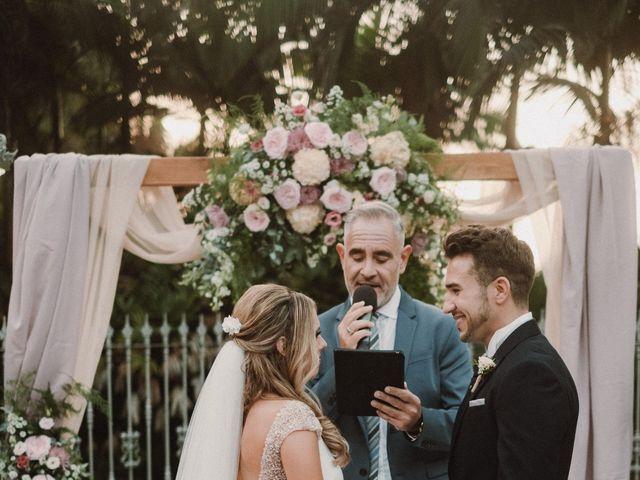 La boda de Manu y Rebe en Arucas, Las Palmas 48