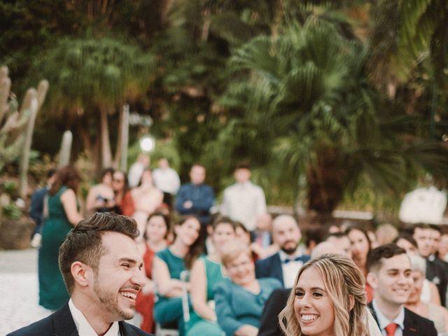 La boda de Manu y Rebe en Arucas, Las Palmas 50