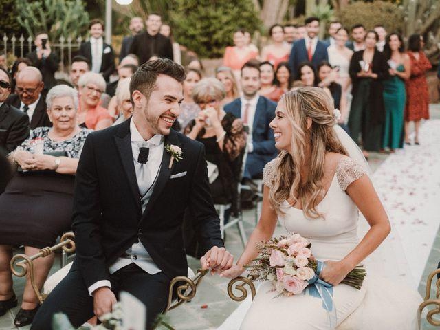 La boda de Manu y Rebe en Arucas, Las Palmas 51
