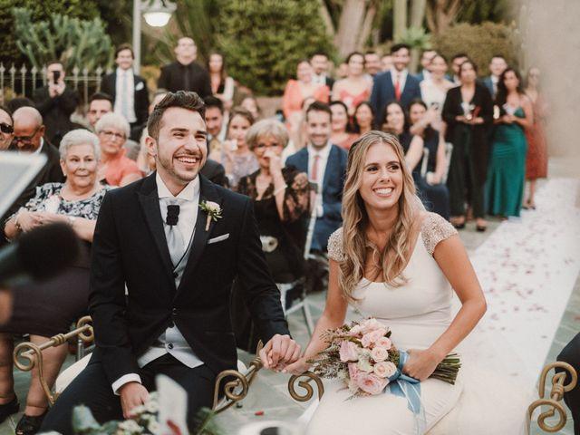 La boda de Manu y Rebe en Arucas, Las Palmas 52