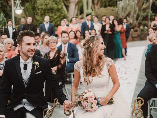 La boda de Manu y Rebe en Arucas, Las Palmas 53
