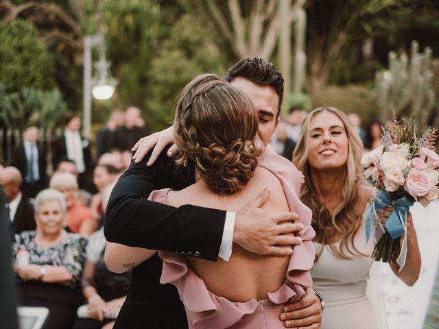 La boda de Manu y Rebe en Arucas, Las Palmas 55